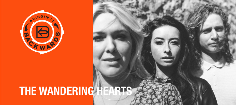 Bringin' it Backwards: Interview with The Wandering Hearts