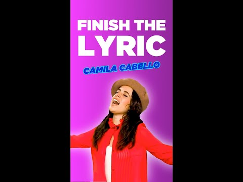 """Camilla Cabello covers Shawn Mendes' """"Nothing Holdin' Me Back' 😍"""