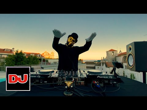 Claptone live for the Alternative #Top100DJs virtual festival powered by Beatport