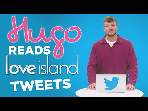 Hugo Dives Into All Your Love Island Tweets! 👀 | Capital