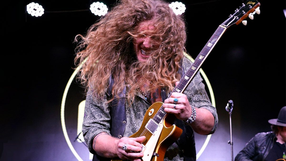"""Jared James Nichols: """"I came from that school of Leslie West, SRV, early Clapton… all that grab you by the throat guitar playing"""""""
