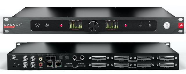 New Antelope Audio 32-Channel Interface