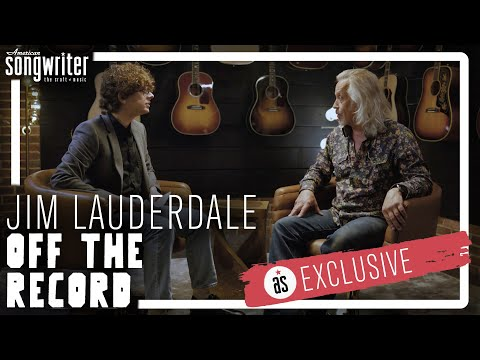 Off the Record with Jim Lauderdale | American Songwriter Exclusive Interview