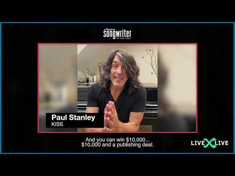 Paul Stanley of KISS – 2021 Song Contest Judge