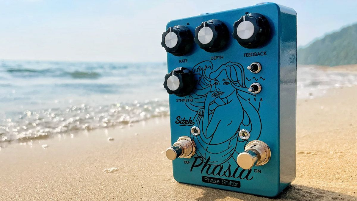 Sitek seeks out new depths of phase shifting with the super-versatile Phasia