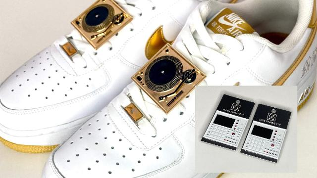 Stick An MPC on Your Sneakers