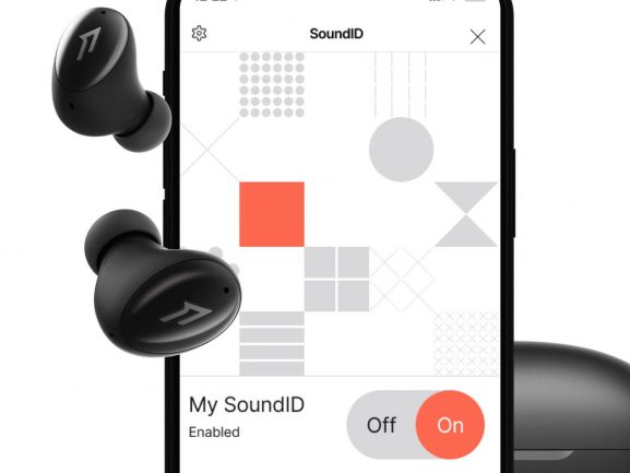 1More's ColorBuds 2 allows you to personalize your listening with SoundID from Sonarworks