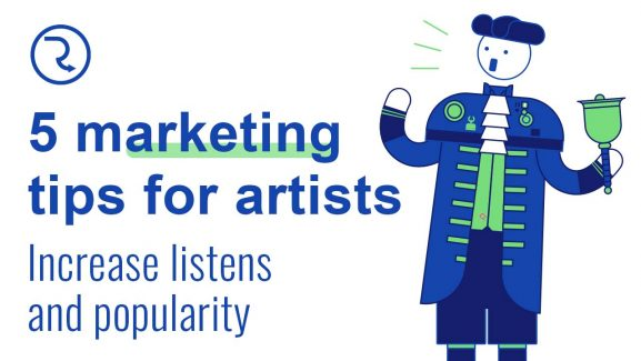 5 marketing tips for independent artists, musicians, and producers (video)