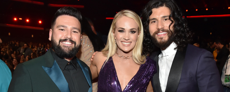 Carrie Underwood and Dan + Shay Team Up For 'Dear Evan Hansen' Cover