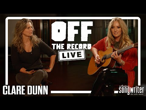 Clare Dunn Talks Songwriting On New EP | Off The Record Live