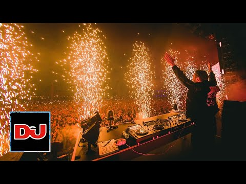 David Guetta live for the #Top100DJs Virtual Festival, in aid of Unicef