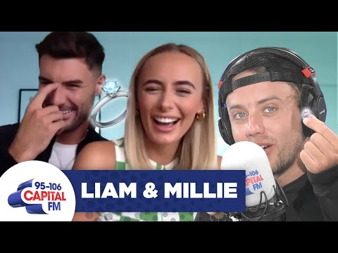 Did Love Island's Liam Propose To Millie?! 💍   Capital
