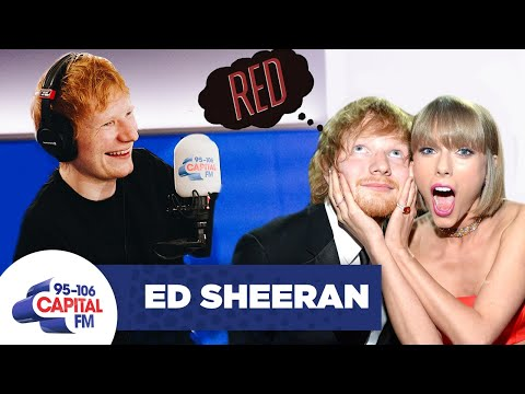 Ed Sheeran On Making New Music With Taylor Swift | Capital