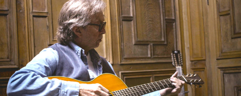 Eric Clapton Releases 'The Lady In the Balcony: Lockdown Sessions'