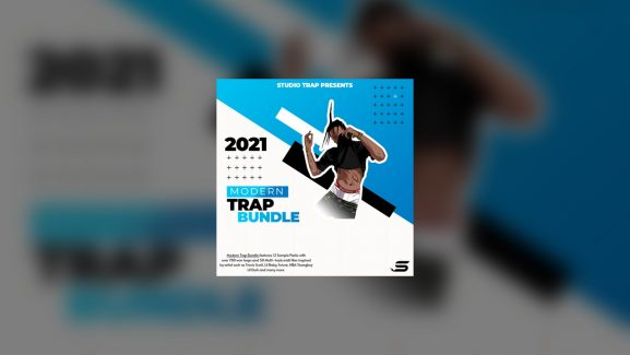 Get 12 sample packs with Modern Trap Bundle for just $20