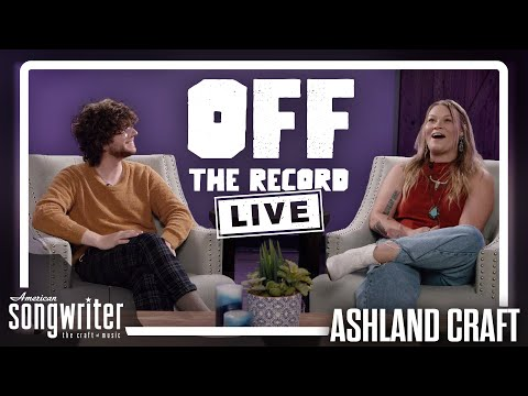 Off The Record LIVE with Ashland Craft
