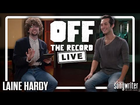 Off The Record LIVE with Laine Hardy