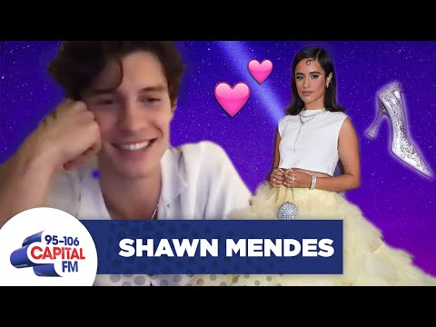 Shawn Mendes Didn't Want To Play Camila Cabello's Prince Charming In Cinderella ✨ | Capital
