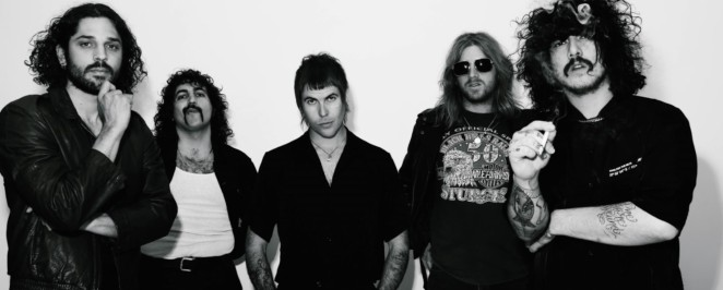 Sticky Fingers' Bassist, Paddy Cornwall, Talks New Album, New Single, and Best Friends