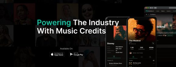 Track and manage your music credit statistics with Muso.AI