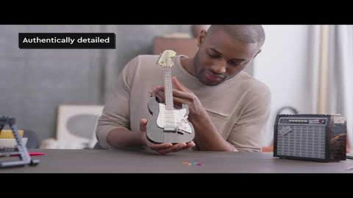Want To Make a 1000 Piece Lego Strat?