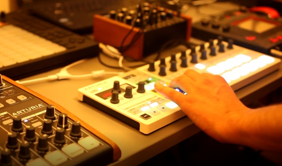 What is a sequencer in music?