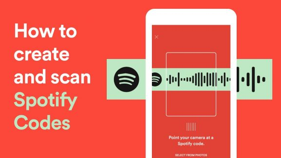 What is a Spotify Code and how do I share one?
