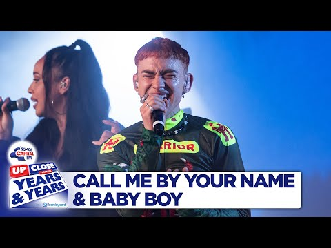 Years & Years – Call Me By Your Name & Baby Boy | Live At Capital Up Close | Capital