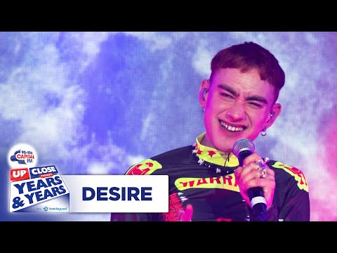 Years & Years – Desire   Live At Capital Up Close   Capital
