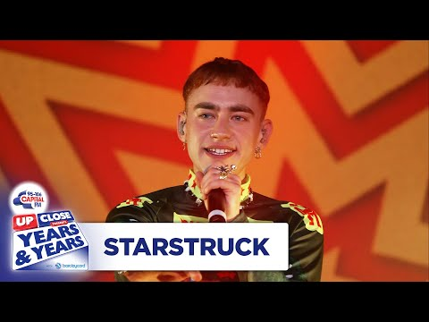 Years & Years – Starstruck | Live At Capital Up Close | Capital