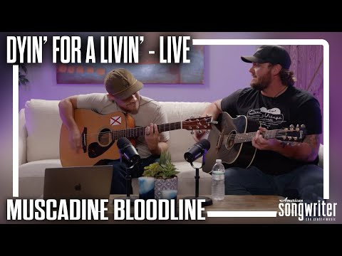 Dyin' for a Livin' by Muscadine Bloodline LIVE – Off The Record Live