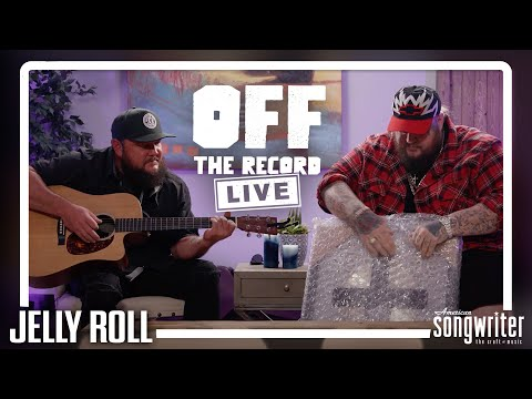 Jelly Roll Breaks The News About His Gold Record | Off The Record Live