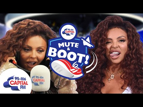 Jesy Nelson Swerved Which Harry Potter Cast Member?! ⚡️ | Mute & Boot | Capital