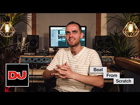 Jordan Rakei makes a soulful track from scratch   Beat from Scratch