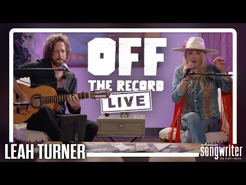 Leah Turner Performs Once Upon A Time In Mexico – Off The Record LIVE
