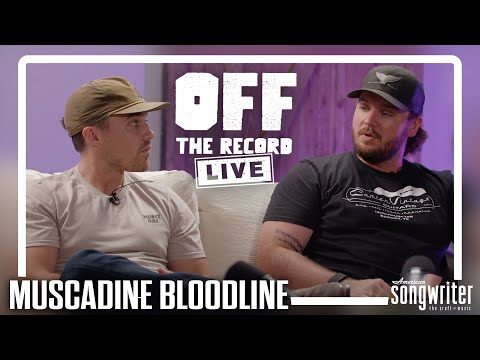 Muscadine Bloodline On The Inspiration Behind Their Sound   Off The Record Live