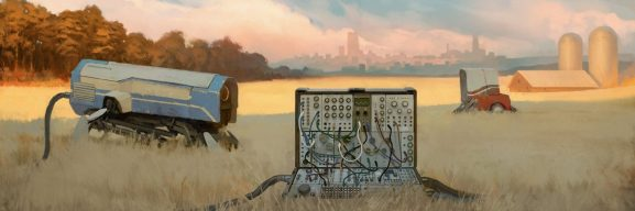 Patch your way through the apocalypse with a game of modular synth logic puzzles