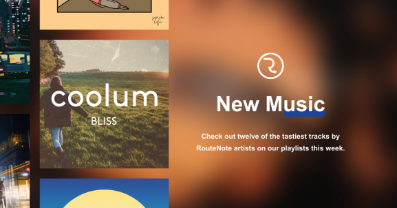 RouteNote's New Music Releases 22nd October 2021: Twelve tracks to fire up your Friday
