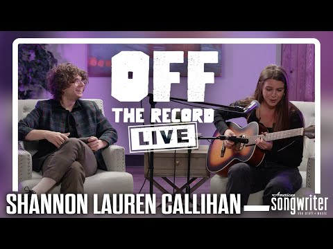 Shannon Lauren Callihan Talks New EP 'One Sided' – Off The Record Live