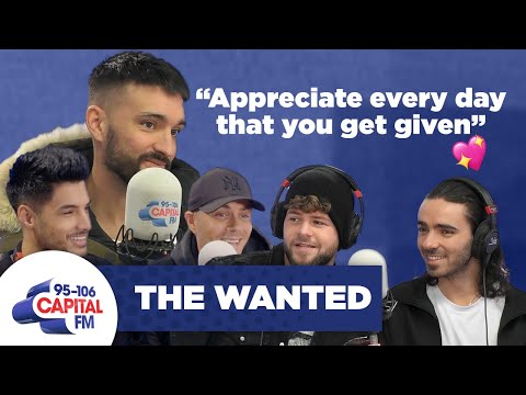 The Wanted Share Their Thoughts On Tom Parker's Documentary 💖   Capital