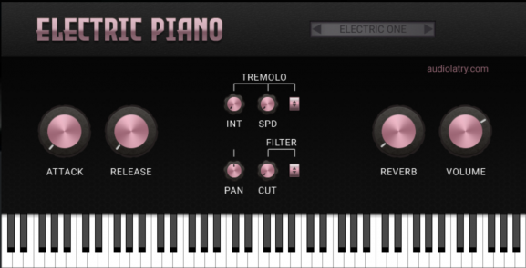 Use this free Electric Piano VST to make Lo-fi music and Chillout tracks
